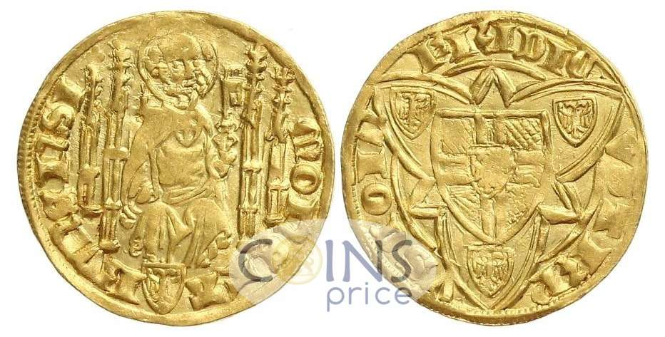 Goldgulden-Koln-1407